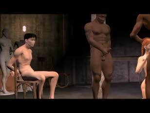 3d animated cheating interracial ravaging at 3dyank