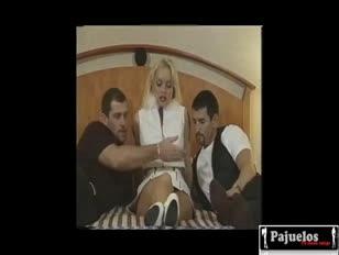 Silvia saint doble anal